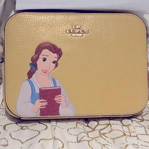 Disney x Coach Belle Crossbody